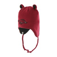 Arkansas Razorbacks Toddler Little Monster Knit Hat
