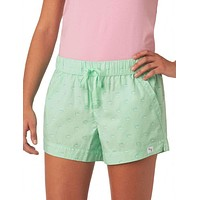 Skipjack Lounge Shorts in Sea Glass by Southern Tide