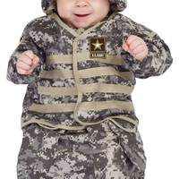 Baby Bunting U.S. Army Costume- Party City