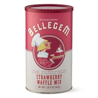 Williams Sonoma Strawberry Bellegem Waffle Mix