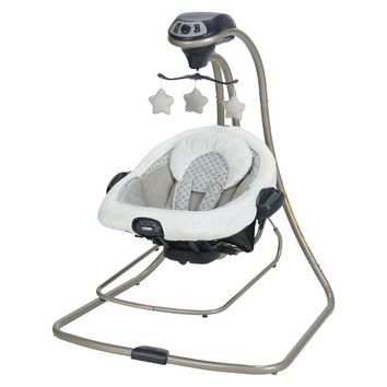 Graco Duet Connect LX Swing - McKinley