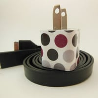 IPhone Charger Decorated with Personality  by PersonalPower