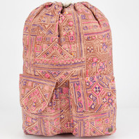 Billabong Close To Bixby Backpack Coral One Size For Women 25674631301