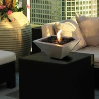 Anywhere Fireplace Indoor/Outdoor - Empire