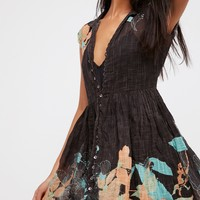 Free People FP One Papercut Shirtdress