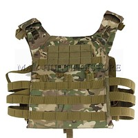 Tactical Plate Carrier Vest Airsoft/Paintball