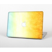 """The Painted Tall Grass with Sunrise Skin Set for the Apple MacBook Pro 15"""""""