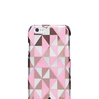 Kate Spade Geometric Iphone 6 Case Pastry Pink ONE