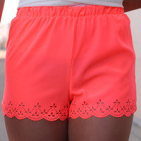 Sweet Melody Shorts