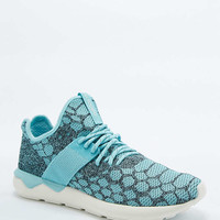 adidas Originals Tubular 93 Blue Prime Knit Trainers - Urban Outfitters