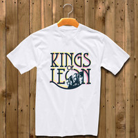 Kings of Leon shirt for man and woman shirt / tshirt / custom shirt