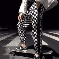 Vans Checkerboard Pants Sweatpants