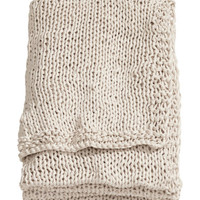 H&M Throw in Jersey Yarn $79.95