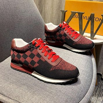 lv louis vuitton womans mens 2020 new fashion casual shoes sneaker sport running shoes 293