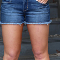 Articles of Society: Madre Cutoff Shorts {Winter Park}