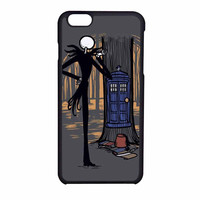 The Nightmare Before Christmas Tardis iPhone 6 Case