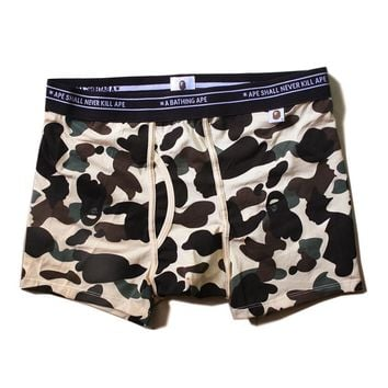 Boys & Men Aape Underpant Brief Panty