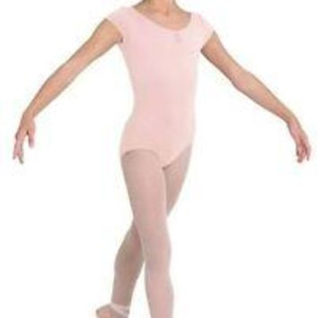 Bloch Girl's Cap Sleeve Leotard - Clearance