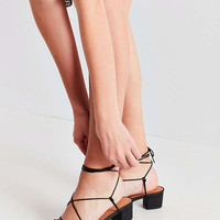 Isa Strappy Heel | Urban Outfitters