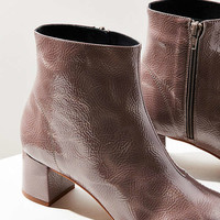 Crosswalk Jana Patent Leather Ankle Boot | Urban Outfitters