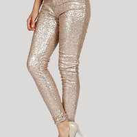 All That Glitters! Sequin leggings