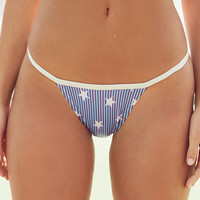 Out From Under Spangled Bikini Bottom | Urban Outfitters