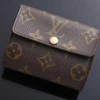 G6083M Authentic Louis Vuitton Monogram Ludlow Coin Purse