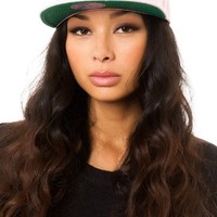 Ain't Nobody Cool Women's Dip Snapback One Size Light Pink