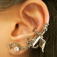 Dragon Ear Climber Cuff Bronze - Marty Magic Store