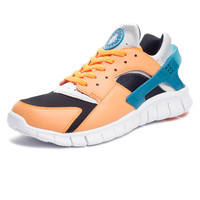 NIKE HUARACHE FREE RUN - INDUSTRIAL ORANGE/WHITE | Undefeated