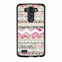 Girly Floral Tribal Andes Aztec LG G3 Case