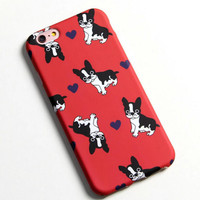 Cute Dog iPhone 5se 5s 6 6s Plus Case Cover