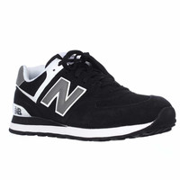 New Balance Classics Traditionnels 574 Althetic Sneakers - Black/White