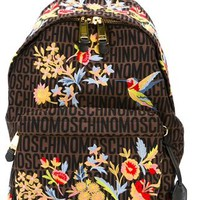 Moschino Mongrammed Backpack - Capsule By Eso - Farfetch.com