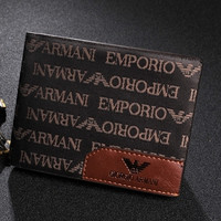 Armani Leather Wallet