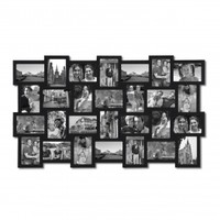 28 Opening Collage Picture Frame - Adeco - PF0553