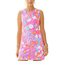 Iggy Cut-Out Shift Dress - Lilly Pulitzer