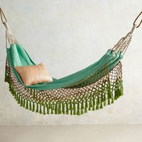 Canyon Fringe Hammock by Anthropologie