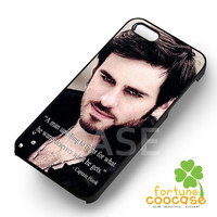 Once Upon Time Captain Hook Quote Art - zzFzz for  iPhone 4/4S/5/5S/5C/6/6+s,Samsung S3/S4/S5/S6 Regular/S6 Edge,Samsung Note 3/4