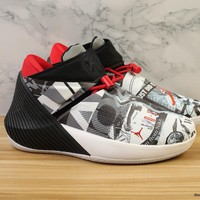 Nike Jordan Why Not Zero.1 Zer0.1 PFX Russell Westbrook PE Men Basketball  Sneaker