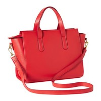 Old Navy Womens Trapeze Handbag Size One Size - Red