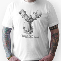 Together We Won't Sink - Larry Stylinson Unisex T-Shirt