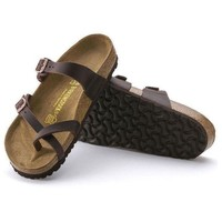 DCCK1 Birkenstock Mayari Oiled Leather Habana 0171321/0171323 Sandals