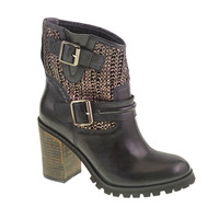 Chinese Laundry Leafy Heeled Bootie