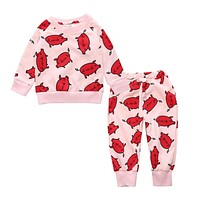 Baby Boy Clothes Baby Girl Clothing Sets Long Sleeve born Baby Clothes Infant Kids Clothes