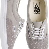VANS LPE CHAMBRAY DOTS SHOE