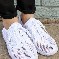 Rally Sneakers - White