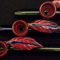 Peace Pipe 1.0 w/ Feather