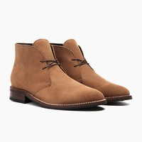 Honey Suede Scout Chukka | Thursday Boot Company