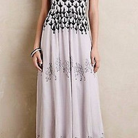 Anthropologie $248 Sojourner Printed Maxi Dress by Floreat - NWT